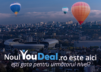 YouDeal devine cea mai mare platformă pentru oferte și experiențe